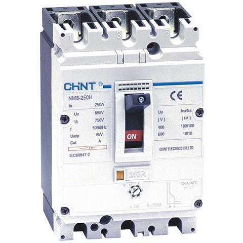 MCCB Chint NM8-125