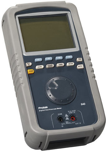 Handheld Digital Storage Oscilloscope