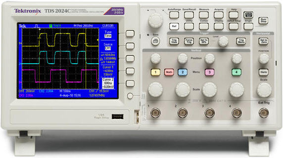 Tektronix Digital Signal Oscilloscopes